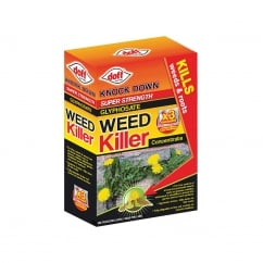 Super Strength Glyphosate Weed Killer Concentrate 3 Sachet