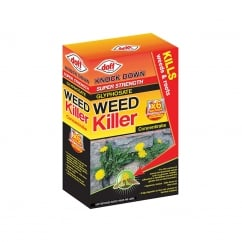 Super Strength Glyphosate Weed Killer Concentrate 6 Sachet