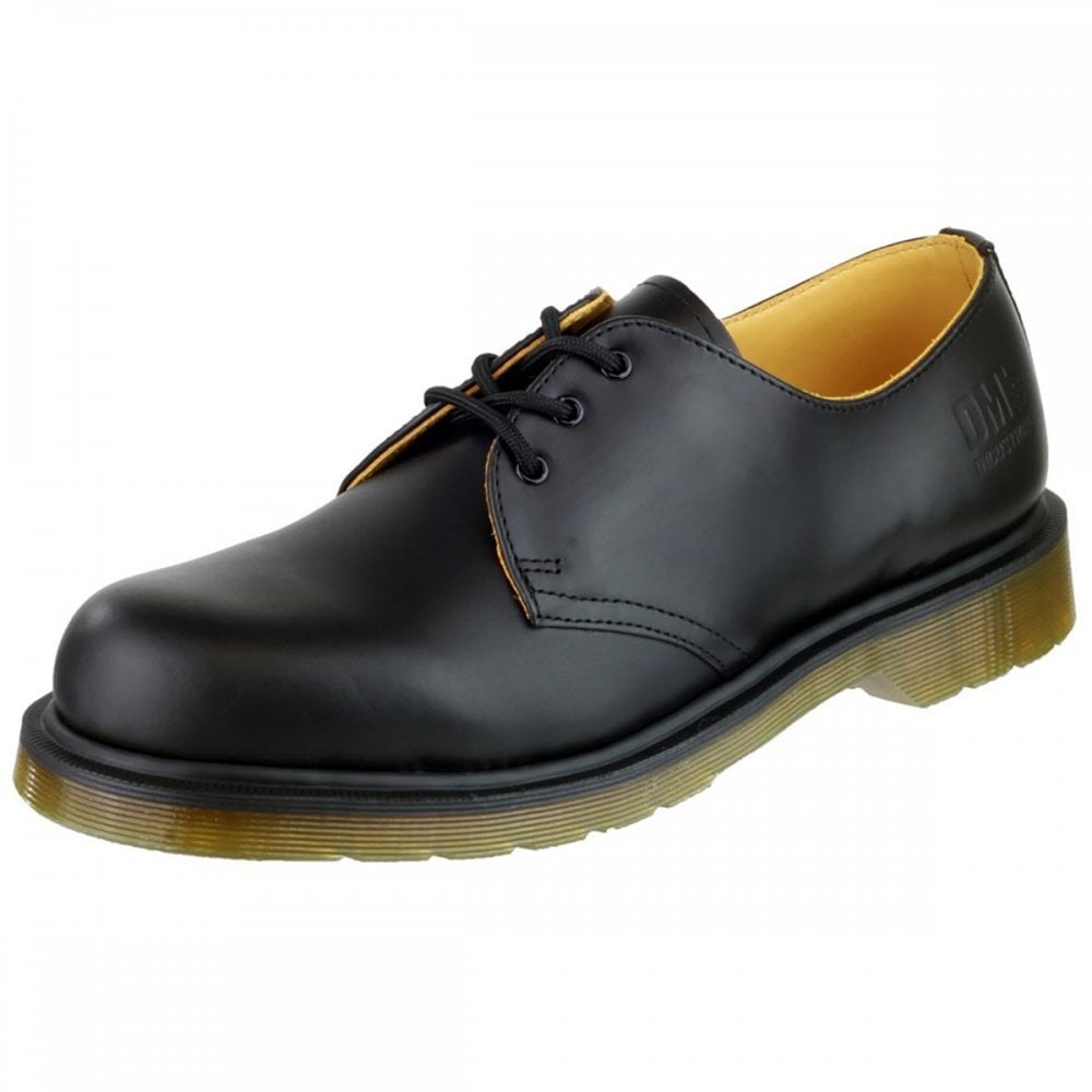 Leather From Lace Non Footwear Dr Up B8249 Shoe Martens Safety zE6EqYBw