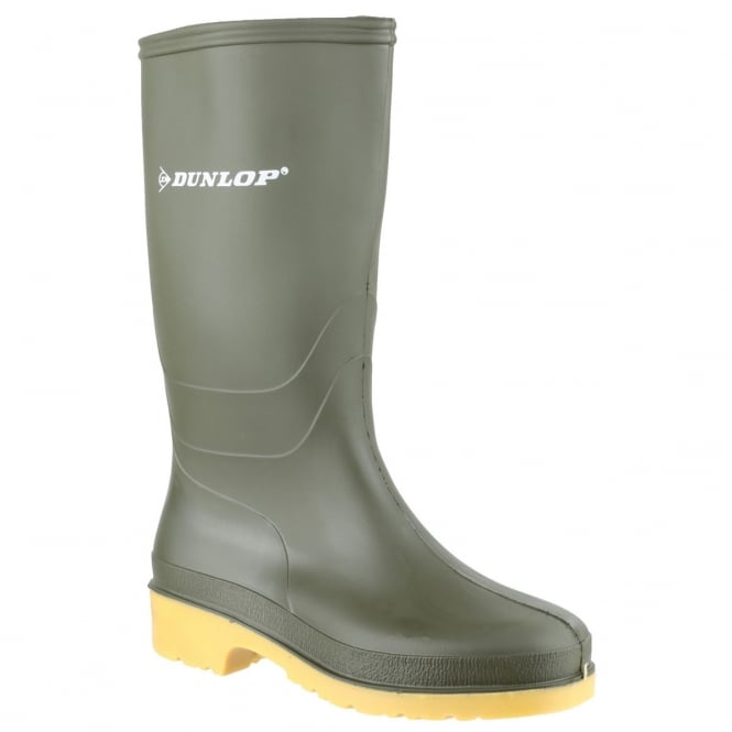 Dunlop Kids 16247 Dulls Wellingtons