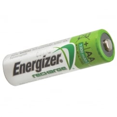 AA Rechargeable Universal Batteries 1300 mAh Pack of 4