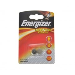 LR44 Coin Alkaline Batteries Pack of 2