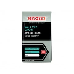 Tile A Wall Fast Set Grout White 500g