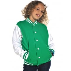 FDM FV002 FDM Junior Varsity Jacket