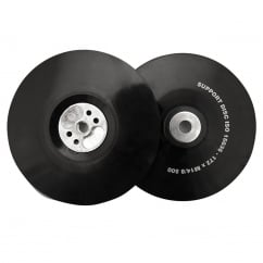 Angle Grinder Pad ISO Soft Flexible 180mm (7in) M14
