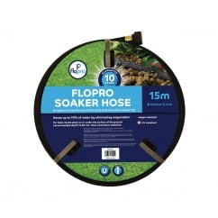 Flopro Soaker Hose 15m 12.5mm (1/2in) Diameter