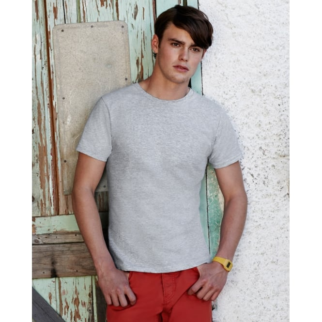Fruit Of The Loom 61200 Fitted Valueweight T-Shirt