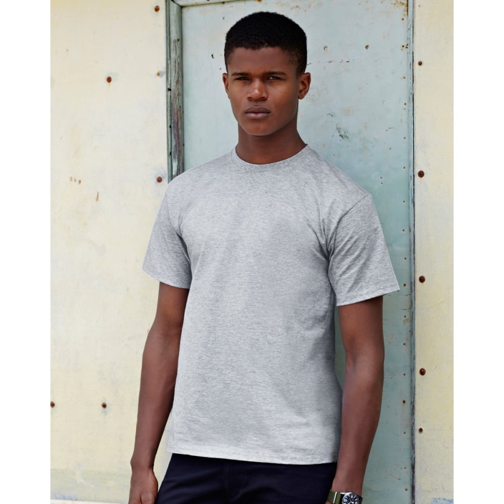 e66532d0260ca8 Fruit Of The Loom 61212 Heavy Cotton T-Shirt - Clothing from M.I. ...