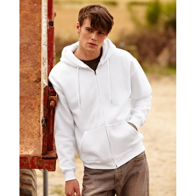 Fruit Of The Loom 62062 Hooded Sweat Jacket