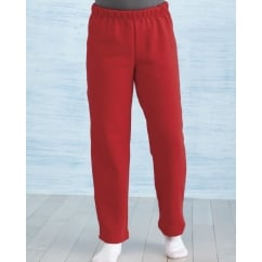 18400B Children's Heavy Blend Open Bottom Sweatpant