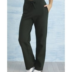 18400FL Ladies' Heavy Blend Open Bottom Sweatpant