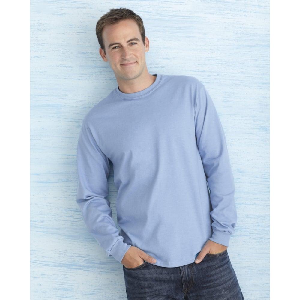4a677215f27a Gildan 2400 Ultra Cotton Long Sleeve T-Shirt - Clothing from M.I. ...