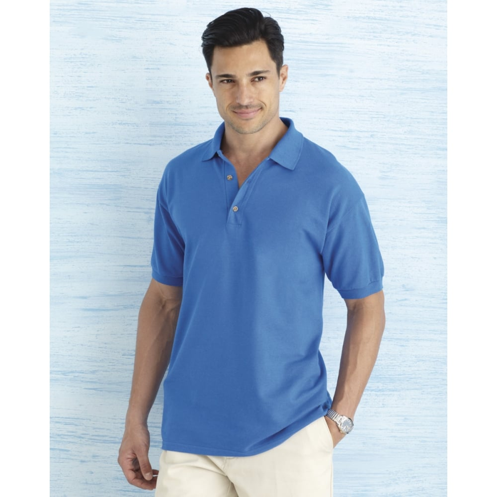 bfc2f032 Gildan 3800 Ultra Cotton Pique Polo - Clothing from M.I. Supplies ...