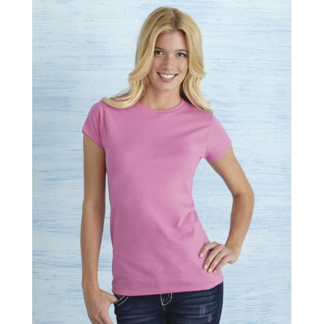 Gildan 64000L Ladies' Soft Style T-Shirt