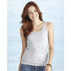 64200L Ladies' Soft Style Tank Top