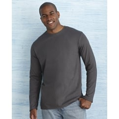 64400 Men's Soft Style Long Sleeve T-Shirt