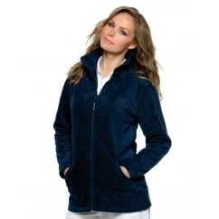 Grizzly KK904 Ladies' Full Zip Active Fleece