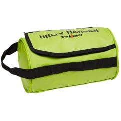 Magni Wash Bag Dark Lime/Black