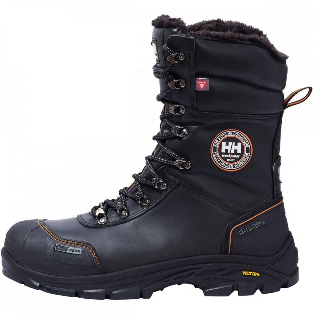 39aaaa5566c42 Helly Hansen Workwear Chelsea Composite Toe Waterproof S3 Winter ...
