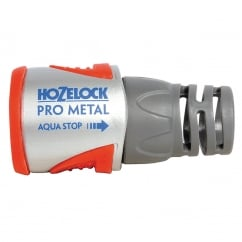 2035 Pro Metal Aqua Stop Hose Connector 12.5 - 15mm (1/2 - 5/8in)