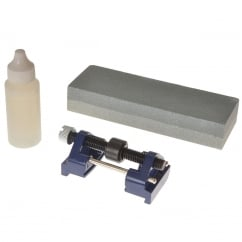 Honing Guide , Stone & Oil Set of 3