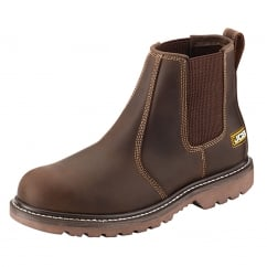 Agmaster Pro Dealer Boot Brown