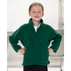 Jerzees Schoolgear 8700B Full Zip Fleece