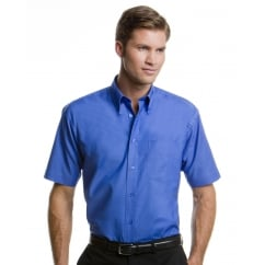 KK350 Men's Workwear Oxford Short Sleeve Shirt