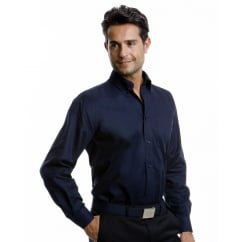 KK351 Men's Workwear Oxford Long Sleeve Shirt