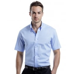 KK385 Men's City Short Sleeve Business Shirt