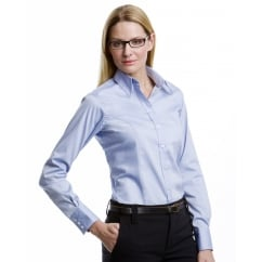 KK702 Ladies' Corporate Long Sleeve Oxford Shirt