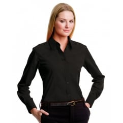 KK729 Ladies' Long Sleeve Workforce Shirt