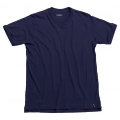 Algoso T-Shirt, Navy, Size: L *One Size Only - Outlet Store*