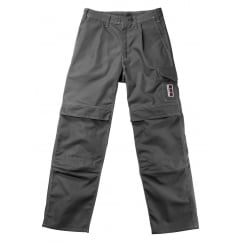 Bex Trousers - Dark Anthracite 32