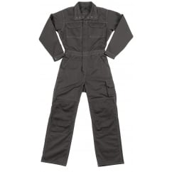 Danville Boilersuit, Dark Anthracite, Size: L *One Size Only - Outlet Store*