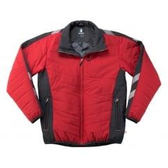 Erding Thermal Jacket, Red/Black, Size: L *One Size Only - Outlet Store*