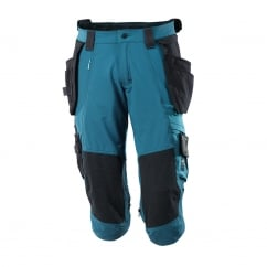 ¾ Length Trousers with Dyneema® kneepad pockets