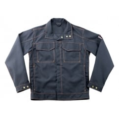 Visp Work Jacket, Dark Navy, Size: L *One Size Only - Outlet Store*