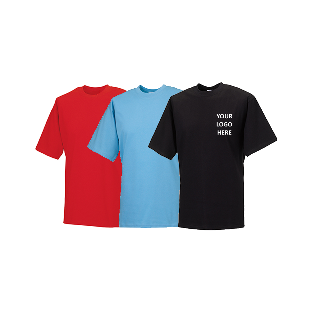 7426f65eb4d MI Supplies Embroidery Pack  3 T-Shirts Including left breast Logo. 19  Colour Options.