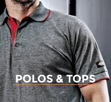 Polos & Tops