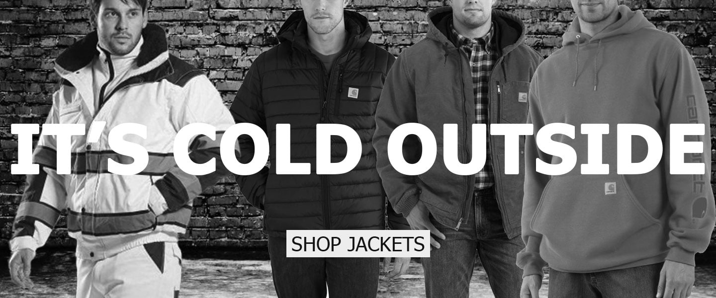 JACKETS, GILETS & FLEECES