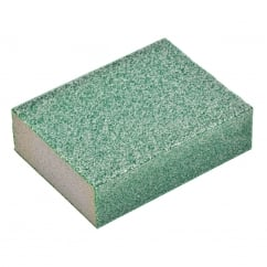 Liberty Green Sanding Block Medium/Coarse (1)