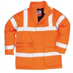 fa51f0687524 Antistatic Flame Resistant Jacket
