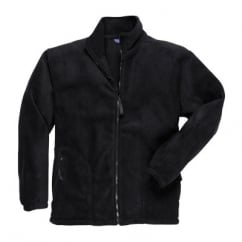 Argyll Heavy Fleece Black Size: M *One Size Only - Outlet Store*