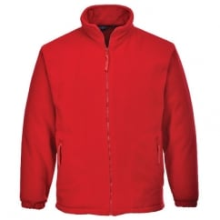Argyll Heavy Fleece Red Size: XL *One Size Only - Outlet Store*