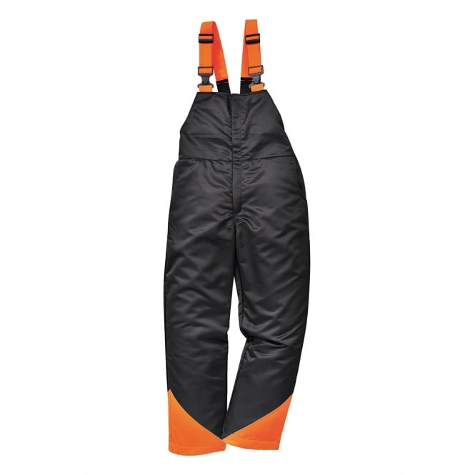 Portwest Chainsaw Bib & Brace Coverall
