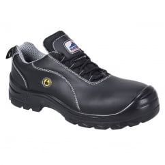 ESD Leather Safety Shoe S1
