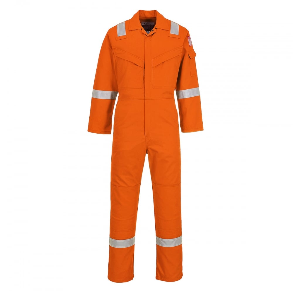 234cae3455e7 Portwest Flame Resistant Anti-Static Coverall - Clothing from M.I. ...