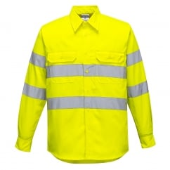 Hi-Vis Work Shirt