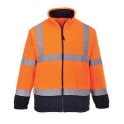 Hi Visibility 2-Tone Fleece